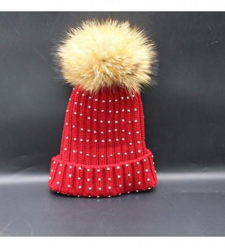 Binmer TM Winter Crochet Knitted