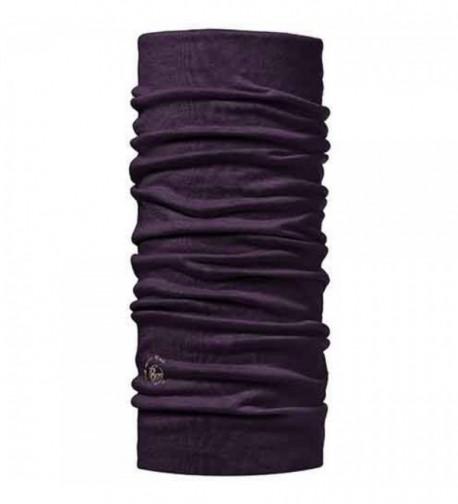BUFF Lightweight Merino Wool Multifunctional Headwear - Plum - CR119WM7WPP