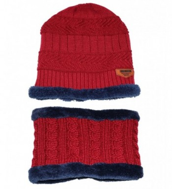 ZZLAY Winter Thick Beanie Slouchy