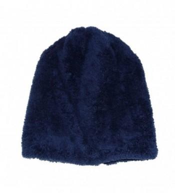 ZZLAY Winter Thick Beanie Slouchy in Women's Skullies & Beanies