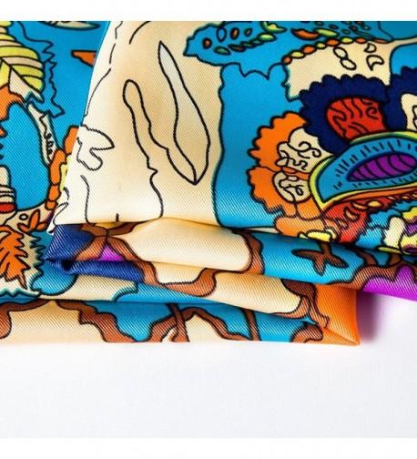 Lean Elephant Pachira Kerchief Elegant in Fashion Scarves