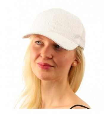 Everyday Light Plain Baseball Hat in Women's Baseball Caps