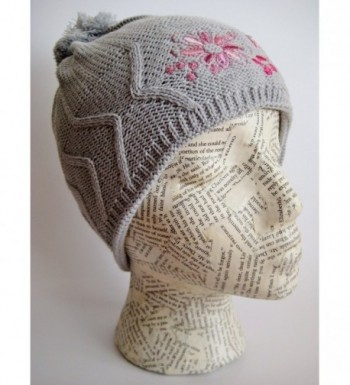 Frost Hats Winter Knitted Beanie