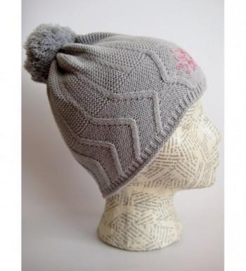 Frost Hats Winter Knitted Beanie in Women's Skullies & Beanies
