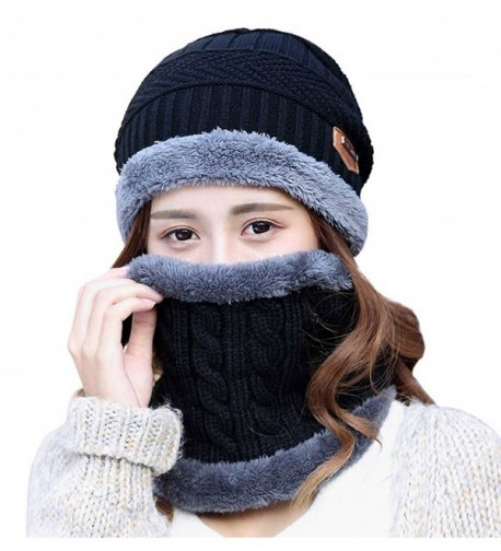 HindaWi Slouchy Infinity Scarves Mittens