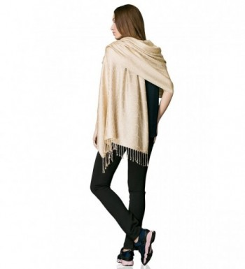 Ladies Cotton Evening Glittering Scarves in Fashion Scarves