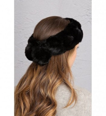 Alpina Rabbit Convertible Headband Scarf in Women's Cold Weather Headbands