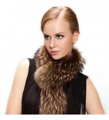 FURTALK Natural Raccoon Jacket Collar