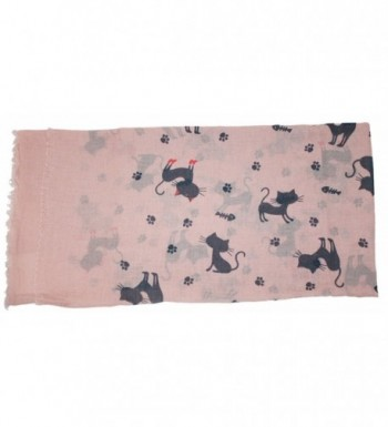 Ted Jack Krazy Kittens Allover in Fashion Scarves