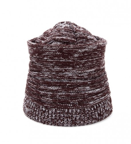 GONG Winter Beanie Slouchy Knitting