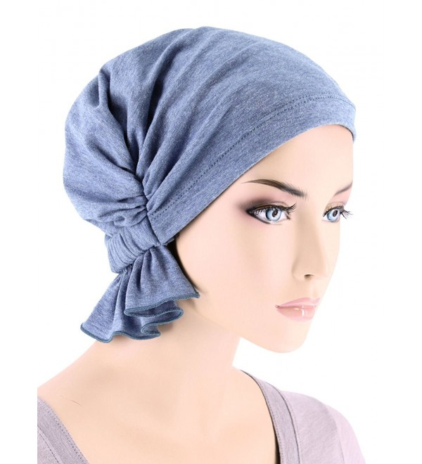 59db94ec3a3865 Turban Plus The Abbey Cap in Cotton Knit Chemo Caps Cancer Hats for Women -  07