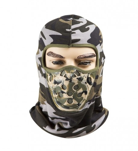 Balaclava Breathable Windproof Neckwarmer REDESS - Multicam Gray - CB187ALIZ7K
