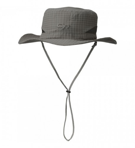 Outdoor Research Sol Hat - Pewter Check - CE119M5H6RB