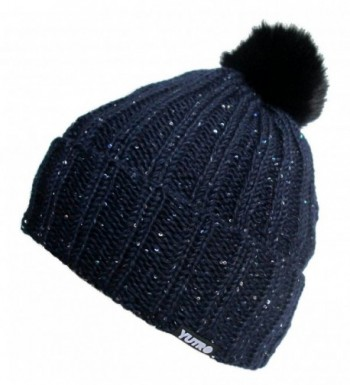 Fashion Sequined Beaded Winter Beanie