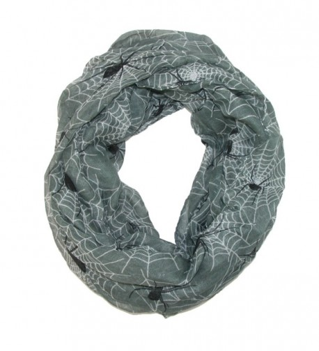 David Young Halloween Holiday Infinity in Fashion Scarves