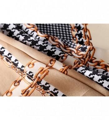 YangtzeStore Chameuse Fashion Graphic Swallow in Fashion Scarves