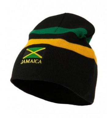 Rasta Beanie-Jamaica Multicolor One size - C3111FCD5OH