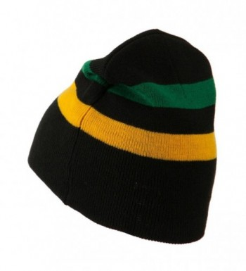Rasta Beanie Jamaica Multicolor One size