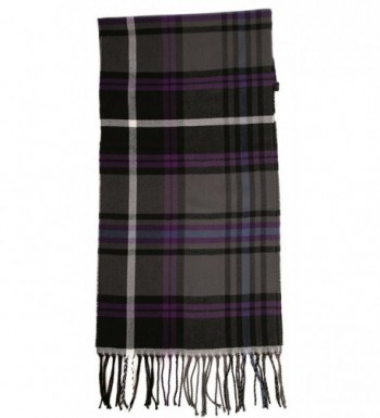 Love Lakeside Womens Cashmere Winter Purple in Fashion Scarves