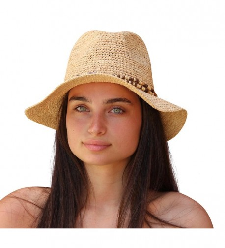 Palms Sand Belize Womens Natural in Women's Sun Hats