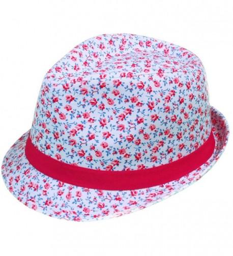 Simplicity Girls Summer Cotton Flowers