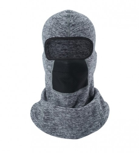 SAITAG Ski Mask Cold Weather Face Mask Winter Windproof Balaclava for Skiing - ST-BI-T-B-01 - CL189Q97CTE