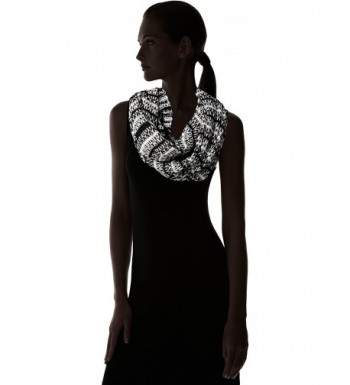 Threads Thought Womens Patterned Eternity in Cold Weather Scarves & Wraps