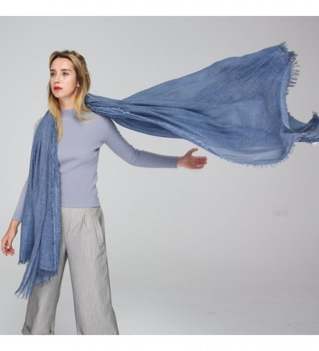 Women RiscaWin Shawls Oversized Lightweight in Fashion Scarves
