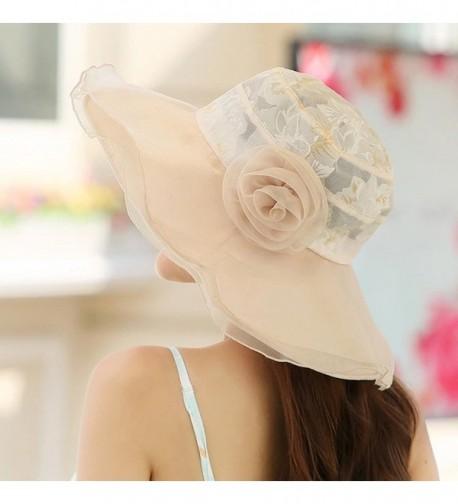Womens Kentucky JLTPH anti UV Flounce in Women's Sun Hats