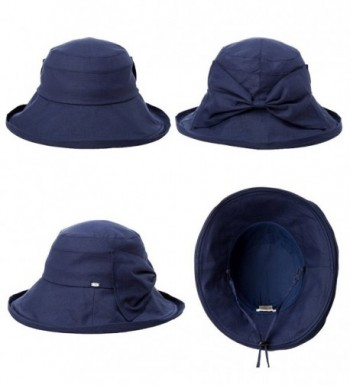 Summer 100 Linen Packable Crushable Breathable in Women's Sun Hats