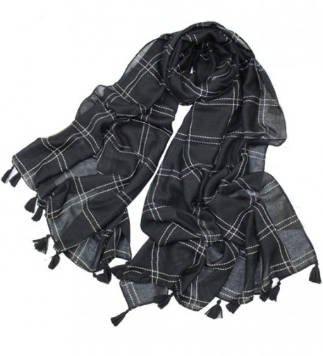 LerBen Fashion Women's Long Soft Warm Scarf Dragonfly Print Wraps Shawl Stole - Purplish Red - CL124U73M9L