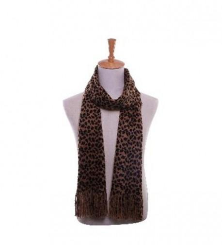 LANFIRE Fashion Leopard scarves autumn