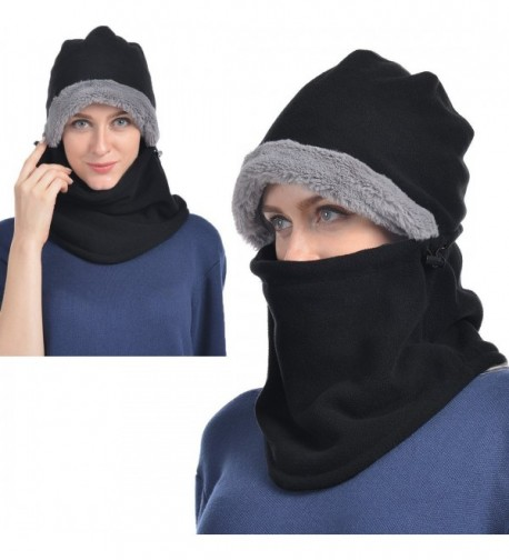 Balaclava UShake Protective Resistant Snowboarding - Black - CL1853DIMM7