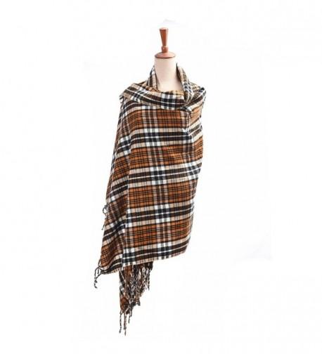 Blanket Kilamal Tartan Stylish Pashmina in Wraps & Pashminas