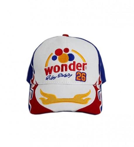 Ricky Bobby Cap 26 Wonder Bread Talladega Nights Hat - CP12232PDDX