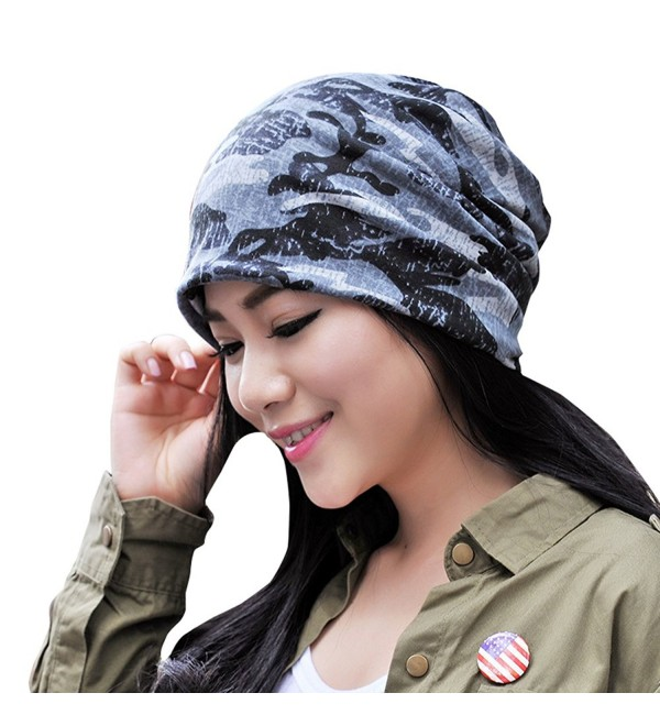Jemis Winter Hat Beanies Caps the Keep Warm Hats - Camouflage-1 - C01864DHYTG