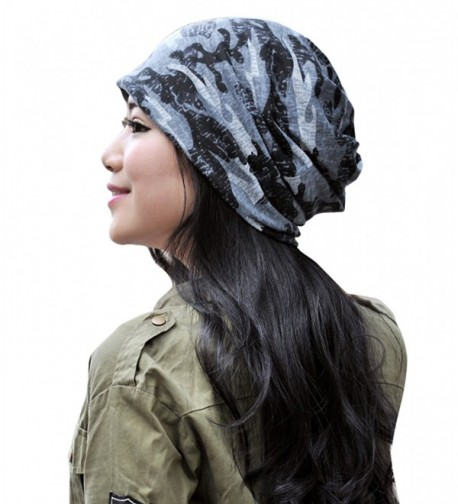 Cashmere Hedging Knitted Beanies Camouflage 1 in Cold Weather Scarves & Wraps
