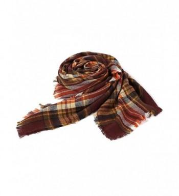 Zando Winter Blanket Oversized Scarves
