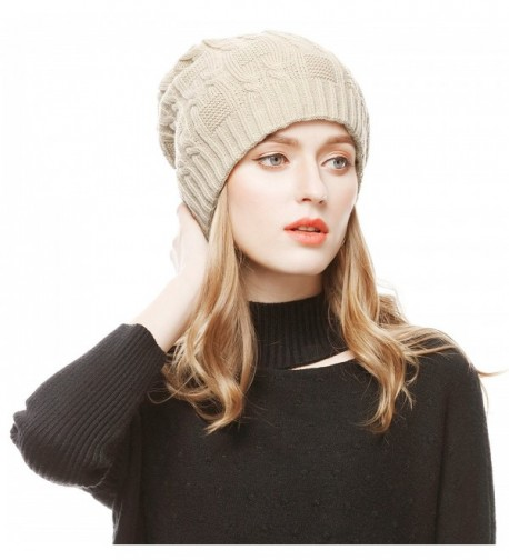 Winter Warmming Exclusive Oversized Slouchy in Women's Berets