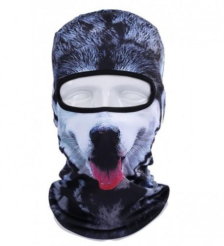 3D Animal Outdoor Cycling Motorcycle Masks Hood Hat Ski Balaclava Face Mask - Bbb06 - CZ184YKQICH