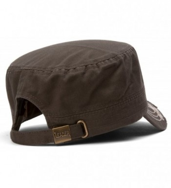 TopHeadwear Four Clover Distressed Cadet in Women's Newsboy Caps