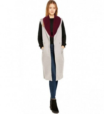 Vilania Practical Multi function Infinity TXZ5001 Red in Cold Weather Scarves & Wraps
