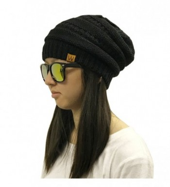 Wrapables Plaid Winter Infinity Beanie in Fashion Scarves
