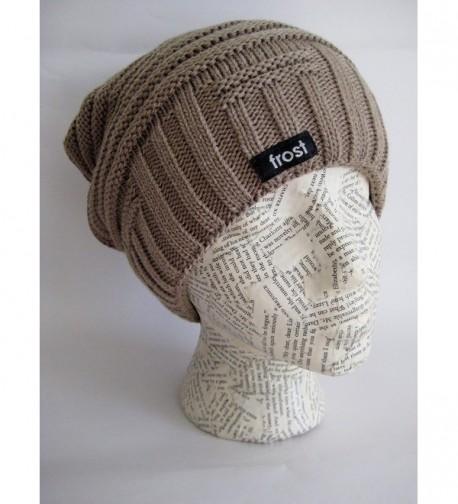 Frost Hats Slouchy Winter M2013 60 in Women's Skullies & Beanies