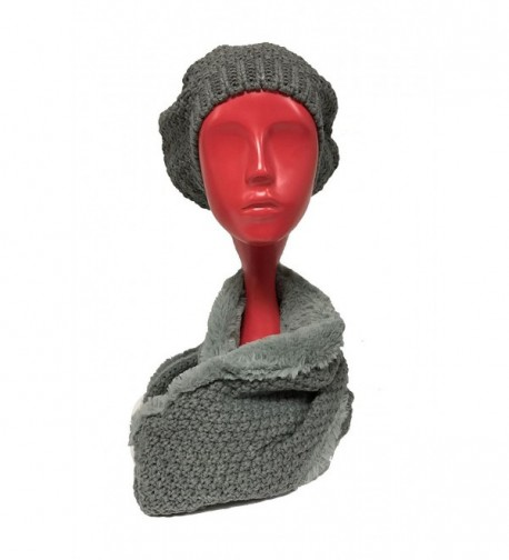 W4W Infinity Complementing Slouchy Knitted