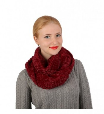 Infinity Winter Stretchy Scarves Warmer Hanmorstar in Fashion Scarves