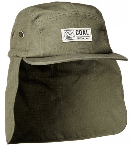 Coal Men's The Trek Cap - Olive - CC123G0E2SD