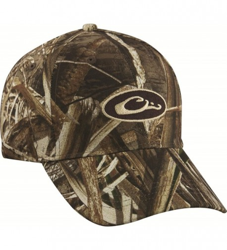 Drake Waterfowl Waterproof Hat - Realtree Max-5 Camo - CB11LS2T3P9