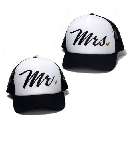 DONGKING Premium Quality Mr Mrs Lover Trucker Cap - Mr&mrs - C2184KT0DEK