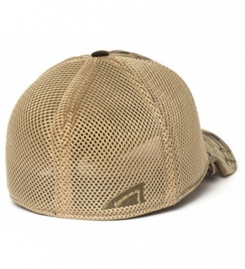 Notch Classic Stretch Fit Highlander Cap - Camo - CQ11GRJVK0T